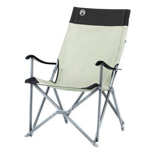 coleman sling chair in khaki £20.02 green £20.81@ Amazon
