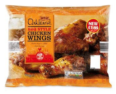 salt & chilli flavour frozen chicken wings (700g) at aldi for £0.99 (was £1.99)