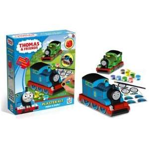 Thomas and Friends Plaster Paint Set £2.89 at Argos