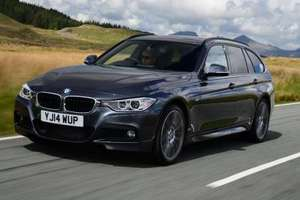 BMW 335d xDrive M-Sport Auto Touring [Prof Media] - £8006.01 inc VAT - 9 + 23 @ contracthireandleasing
