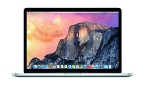 Apple Macbook Pro Retina MJLT2B/A 15.4-Inch Laptop £1608.93 Sold by Discount-Select and Fulfilled by Amazon.