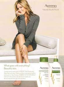 *** Free 10ml Aveeno Daily Moisturising Lotion with Boots Health&Beauty Magazine @ Boots ***