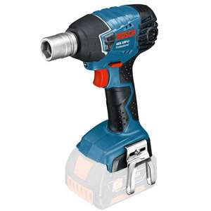 Bosch GDS18V-LIN Impact Wrench 18v BODY ONLY £65.95 @ PowertoolsUK
