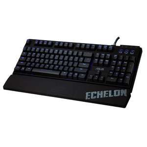 Asus Echelon Mechanical Keyboard - Cherry MX Black £49.08 + £5.88 del - PCNation.co.uk