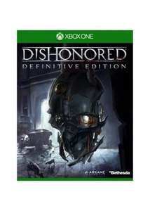 Dishonored: The Definitive Edition (Xbox One/PS4) £18.99 Delivered @ Base