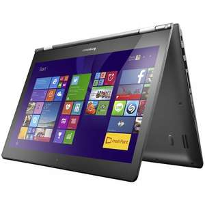 "lenovo yoga 500 8gb ram,1 tb, amd a8, 14"" convertible laptop,john lewis, £450"