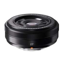 FUJIFILM XF 27 mm f/2.8 Pancake Lens £188.00 from Currys