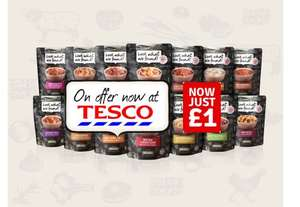 Look What We Found - £1 in Tesco - Meat Balls, Chilli, Korma, Tikka, Bolognese and MORE