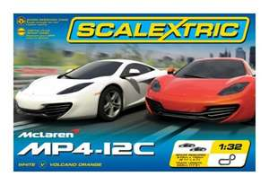 Scalextric McLaren Set - £49.99 down from £120 - Hawkins Bazaar