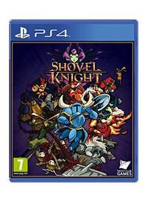 Shovel Knight (PS4/Xbox One/Wii U/3DS) £17.69 Delivered @ Base