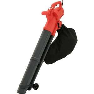 Sovereign 2600W Garden Blower and Vacuum £23.33 @ Homebase