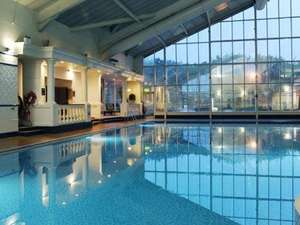 1 Night Stay with 2 Course Dinner + Chilled Prosecco for two (+ possible £10 credit) - £49.00 - Village Urban Resorts (Friday Nights)