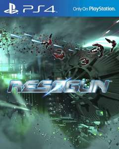 UK PS Plus  Resogun £4 and resogun season pass £3.20 at PSN