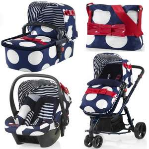 Cosatto giggle 2 ooh la la with free car seat £384.75 @ Baby's Mart