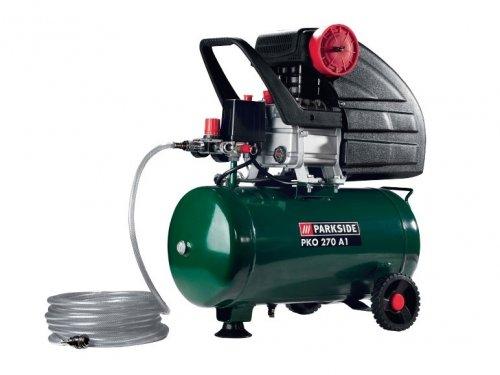 PARKSIDE 24L Compressor Including 10m pressure hose ( 3 Years Warranty) £79.99 @ Lidl