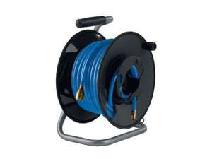 PARKSIDE 20m Compressor Hose Reel ( 3 Years Warranty ) £16.99 @ Lidl