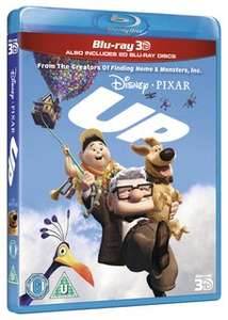 UP/ CARS /TOY STORY 2/TANGLED 3D Blu-ray on Disney Movie only 700 Reward points @ Disney Rewards