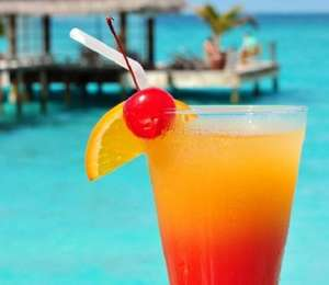 50% off a crate (12x 480ml) of Freshbe Cosmo / Mojito / Pina Colada / Sex on the Beach / Strawberry Margarita NON-ALCOHOLIC carbonated drinks £8.40 (Prime) £13.15 (Non Prime) with code @ Global Functional Drinks Fulfilled by Amazon