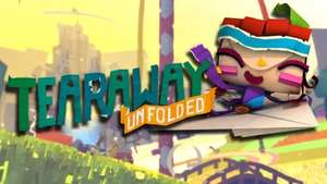 PS4 Tearaway Unfolded demo - US PSN STORE
