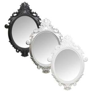 Ornate Oval Mirror was £9.99 now £1 @ B&M