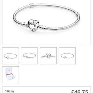 15% off pandora £46.75 @ Joshua James Jewellery