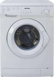 Bush F621QW 1200 Spin 6kg Washing Machine @ Ebay (Argos) £169