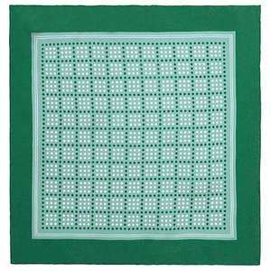 John Lewis Micro Dot Print Pocket Square, Mint £7.50 Was £25 Then £12.50 UK Delivery £3.50 Click & Collect Free On Orders Over £30 £2 If You Spend Less More Than 10 In Stock