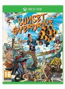(Xbox One) Sunset Overdrive - £13.96 (With code) - VideoGameBox