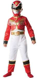 Power Rangers costume with mask £3.99 @ Home Bargains