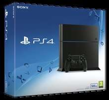 Sony PlayStation 4 500GB Console + NowTV + Thumb Grips - £259.85 @ shopto