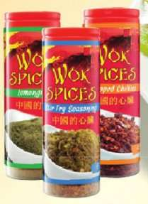 Wok Spices @ Lidl for 49p, BOGOF