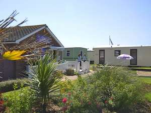 Book for April 2016 - 4 nights in a 2 bed caravan (Sleeps 4) at Clacton-on-sea from £68 @ Break Free Holidays