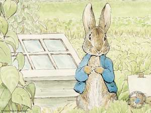 Beatrix Potter - The Tale of Peter Rabbit and 20 Other Children Stories [Kindle Edition]   -  Download  Free @ Amazon