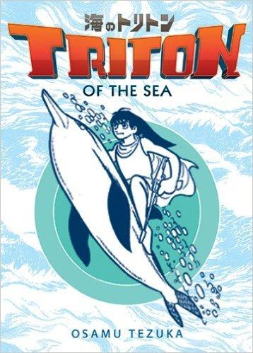 Triton of the Sea Volume 1 (Manga) - Osamu Tezuka - £2.37 (Prime) £5.37 (Non Prime) @ Amazon