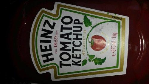Heinz tomato ketchup 1kg £2.00 @ Asda