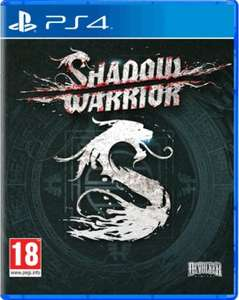 Shadow Warrior (PS4/Xbox One) £6.39 Delivered (Using Code) @ GAME (Pre Owned)