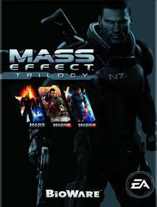 Mass Effect Trilogy £9.99 at Gamekeysnow.com