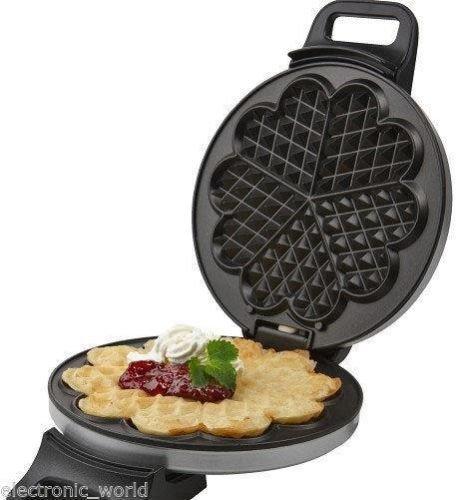 Cheap Waffle Maker £12.99 @ Ebay/ThinkPrice