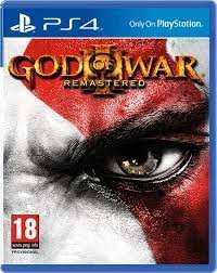 God of war 3 remastered ps4 £18.95 (the gamecollection)