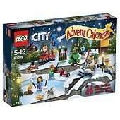 LEGO CITY Advent Calendar 60099 £17.97 at tesco direct included in club card boost