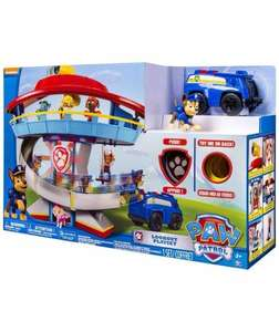 Paw Patrol lookout play set £33.79 @ Argos