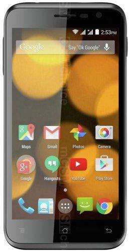 "Sim Free Bush Spira B1 5"" Dual Sim Mobile Phone from Argos - £69.95 (inc. £10 Lebara credit)"