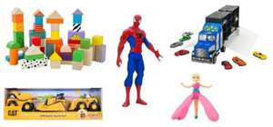 2 for £15 On Selected Toys @ Smyths Toys