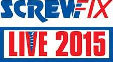 Screwfix Live - Free entry and Free Gift