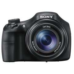 "Sony DSCHX300B 20.4MP Camera, 50x Optical Zoom, Steady Shot, Full HD Video recording, 3"" LCD £159 @ Sony Outlet refurb"