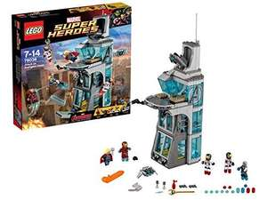 Lego Age of Ultron: Attack on Avengers Tower £37.99 delivered at Amazon