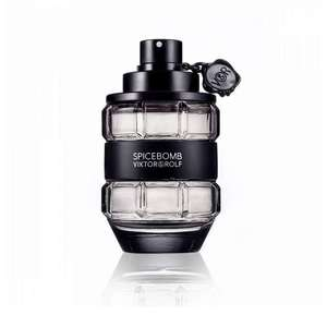 Mens Spice Bomb Fragrance 50ml £38.40 with free delivery @ Fragrance Expert