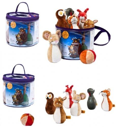 Gruffalos Child Skittles Set 9 Inch £19.99 delivered @ Hive
