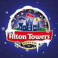 30% of selected Santas sleepover dates at ALTON TOWERS HOTEL,INCLUDES- Hotel stay,Christmas dinner,breakfast, water park,CBeebies,panto and a visit to santa!