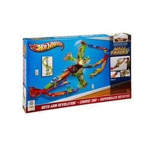 Hot Wheels Rotomotion Trackset @ Tesco £18.00 click and collect
